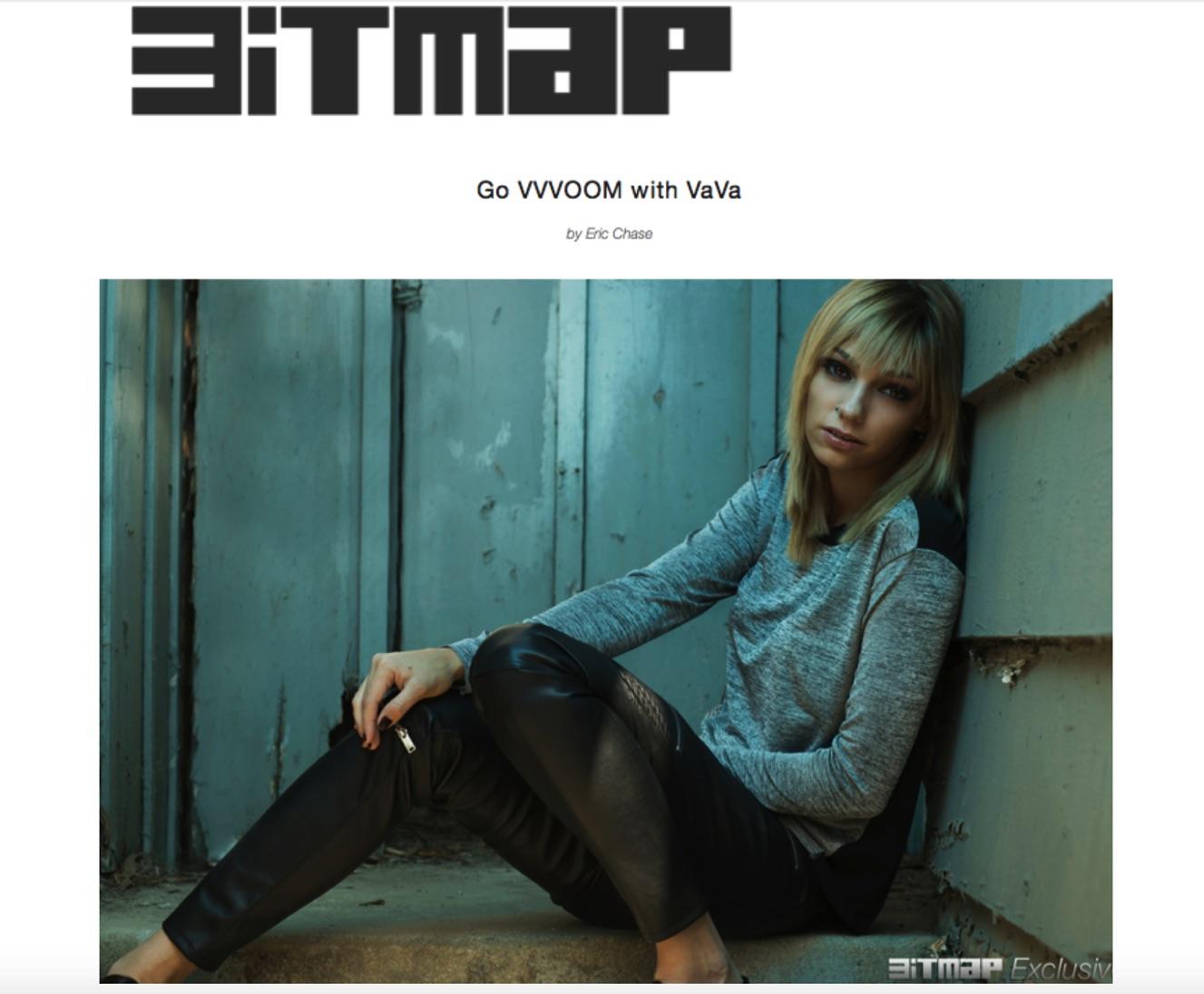 Press, Bitmap, Popsinger, Artist